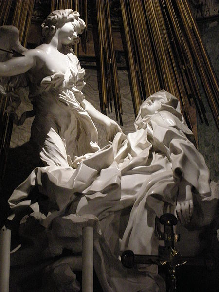 Ecstasy of St Therese
