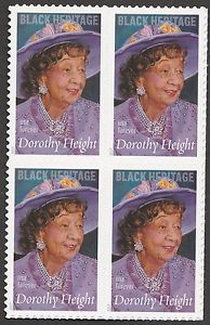 Sellos de Dorothy Height