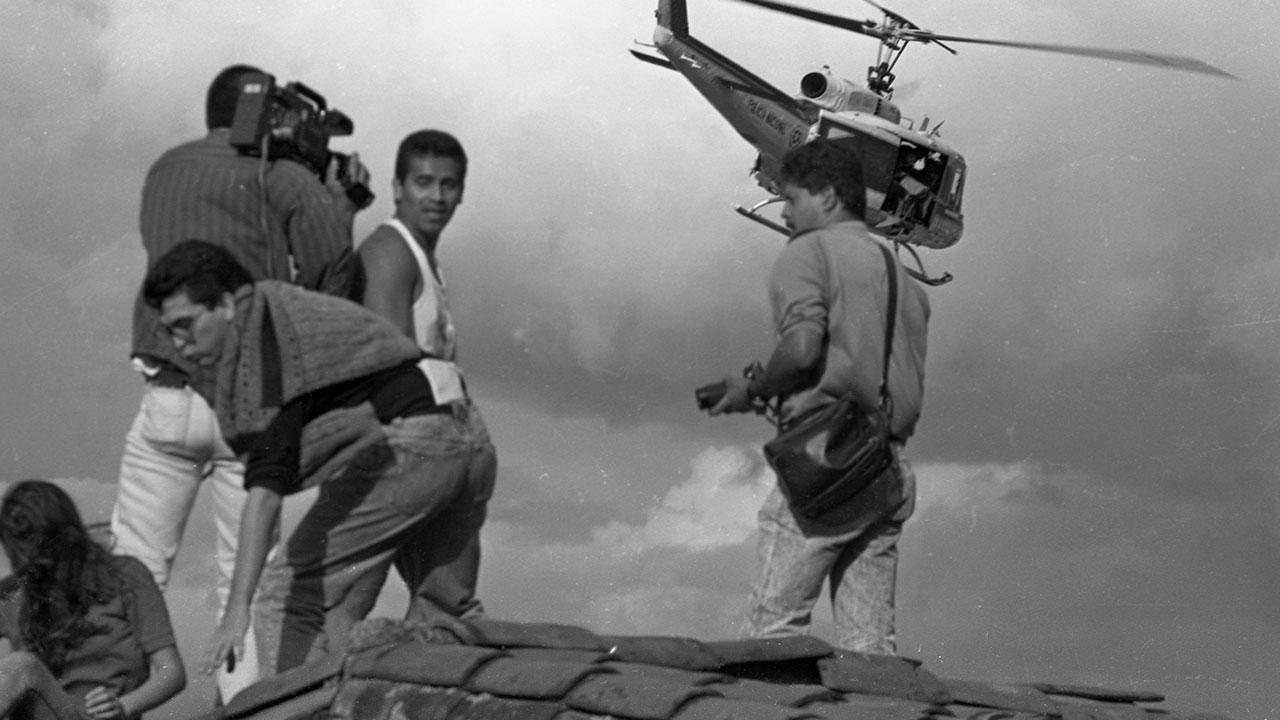 Muerte y persecución de Pablo Escobar