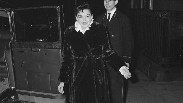 Judy Garlands en sus últimos días