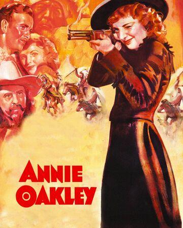 Película de Annie Oakley