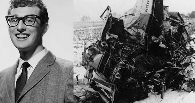 Accidente de Buddy Holly